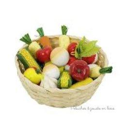 Goki Légumes de bois