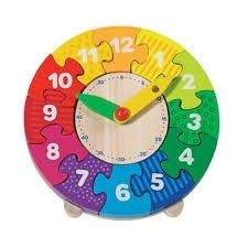 Goki Puzzle horloge