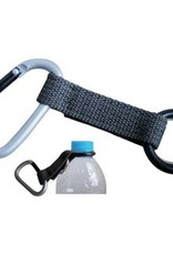 Gadgets Carabiner with bottle carrier