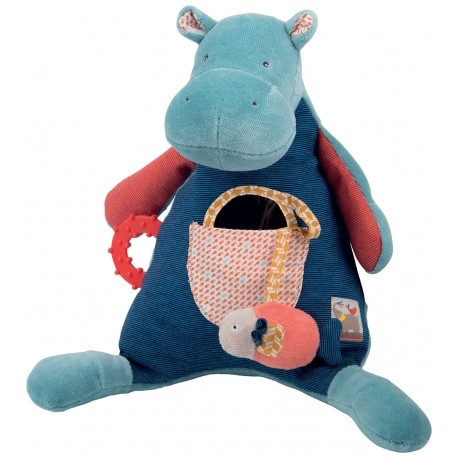 Moulin Roty Hippopotame