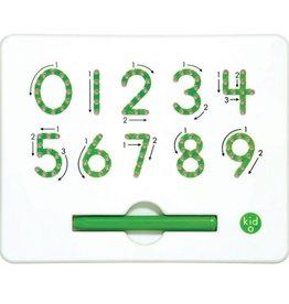 Kid'O 0-9 Magnetic Numbers Magnatab