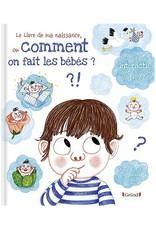 Livre Comment on fait des bébés ?