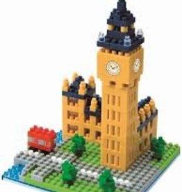 Nanoblock Big Ben de Londres
