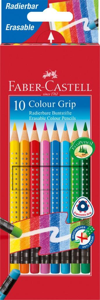Faber-Castell Crayons effaçables