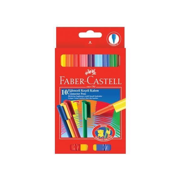 Faber-Castell Crayons de couleurs métallisés