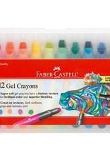 Faber-Castell Crayons de cire Jumbo