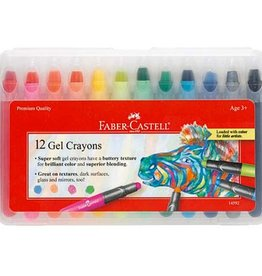 Faber-Castell Crayons gel