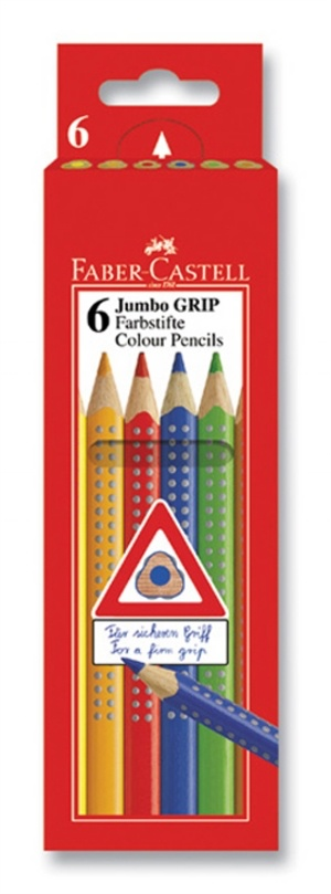 Faber-Castell Crayons jumbo