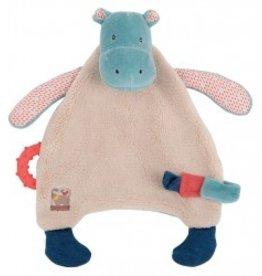 Moulin Roty Doudou hippo