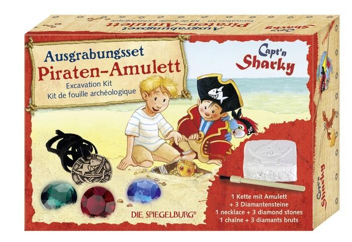 Capt'n Sharky Kit de fouille