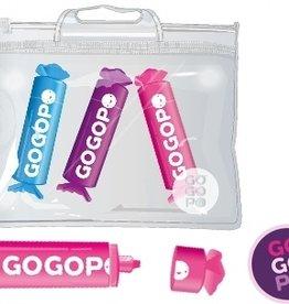 Accessoires Surligneurs bonbons parfumés - Go Go Po