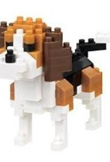 Nanoblock Nanoblock - chien Golden