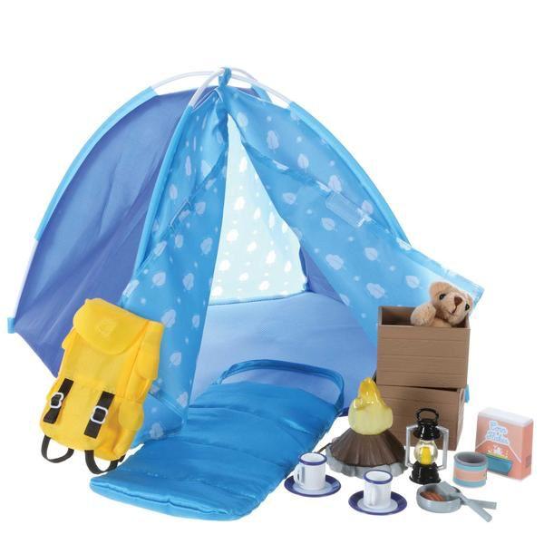 Arklu Ensemble de camping