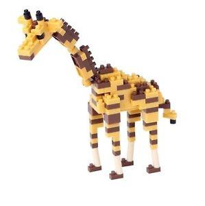 Nanoblock Girafe - Nanoblock