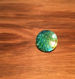 Snap Button Jewels® | green blue | opaque layers scales