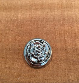 Snap Button Jewels™   Fashion   silver   rose