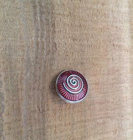 Snap Button Jewels™ | Fashion | bronze | snail