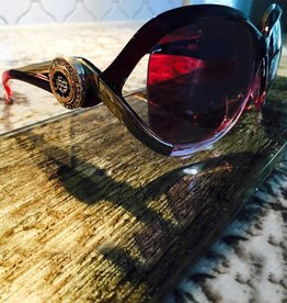 Sunglasses | Light Pink | Deep Fuchsia | Snap