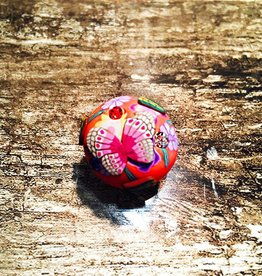Snap Button Jewels™   Fun   Orange   Chinese Butterfly