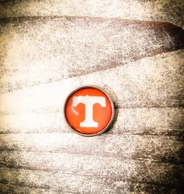Snap Button Jewels™ | brands | white | ut sports Orange T