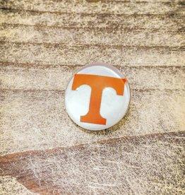 Snap Button Jewels™ | brands | orange white | ut sports big t