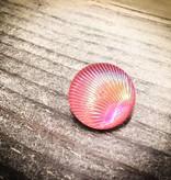 Snap Button Jewels™ | Fashion | Pink | Iridescent Shell