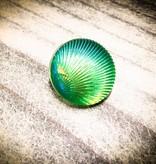 Snap Button Jewels™ | Fashion | Rainbow| Iridescent Shell