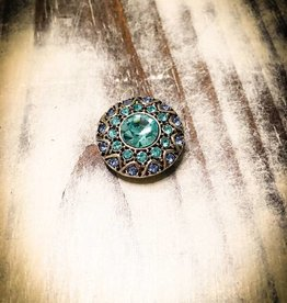 Snap Button Jewels® | Rhinestone | Blue | Hue Snap