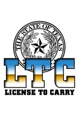 Blackwood Academy LTC (License to Carry a Handgun Class)
