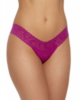 Hanky Panky Sig. Lace Low Rise Thong