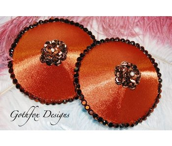 Couture Steamy Copper Pasties