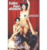 Take Her Down! Lesbian Erotic Oil Wrestling Party