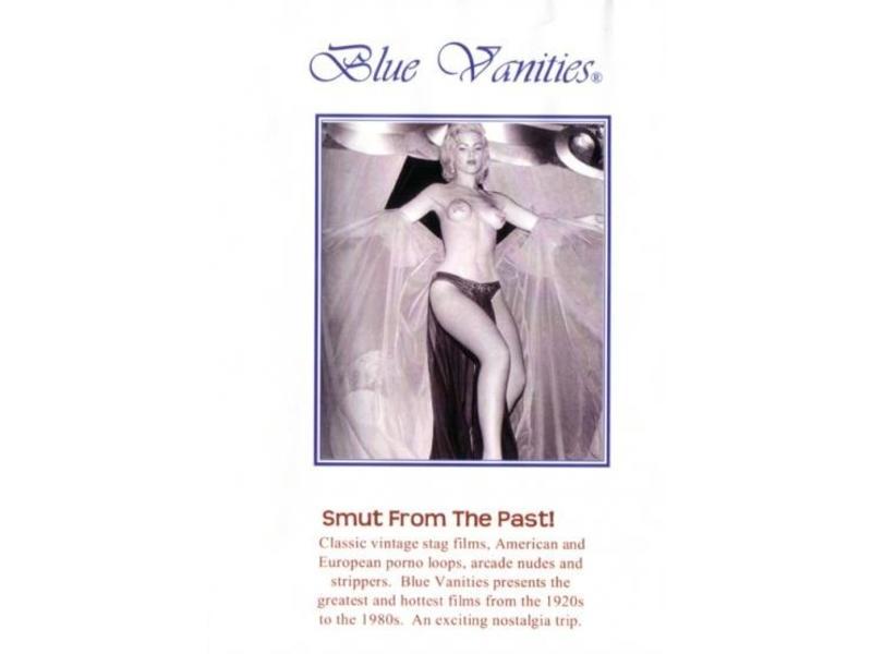 Blue Vanities Softcore Nudes #115: '40s & '50s