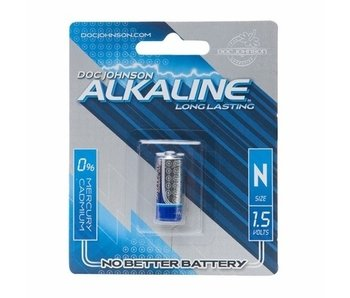Alkaline N Battery (1 pack)