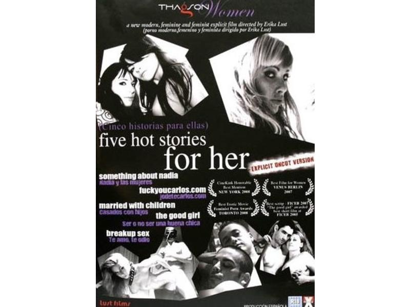 Lust Films Five Hot Stories For Her