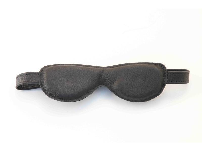Aslan Aslan Padded Leather Blindfold