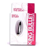 Good Vibrations King Bullet Silver Bullet replacement