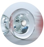 Crystal Delights Crystal Delights Minx Magnetic Bunny Tail Plug