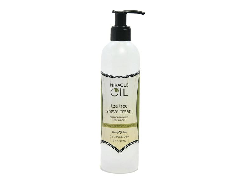 Earthly Body Earthly Body Miracle Oil Tea Tree Shave Cream