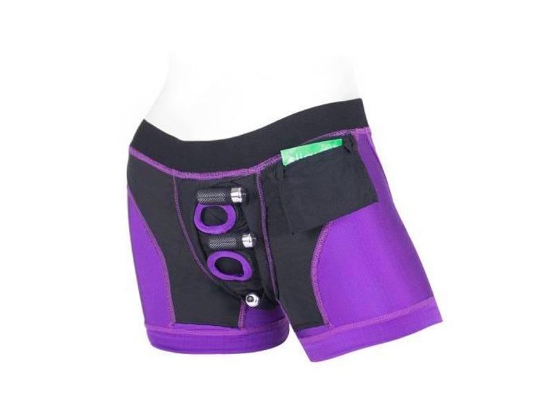 Spareparts Spareparts Hardwear Tomboii Boxer Briefs Harness