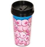 Boob Travel Mug