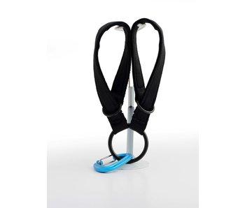 Slip Tie Cuffs
