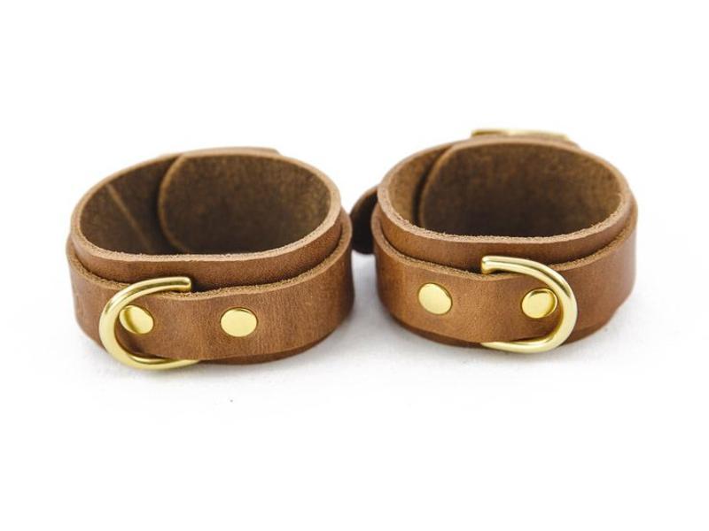 Switch Leather Co. Wrist Cuffs