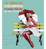 Ultimate Coloring Classic Pin-Ups by Gil Elvgren Coloring Book