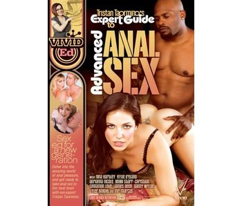 Tristan Taormino's Expert Guide to Advanced Anal Sex