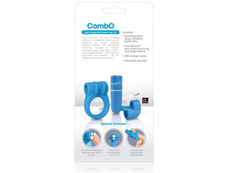 Screaming O Charged Combo Kit