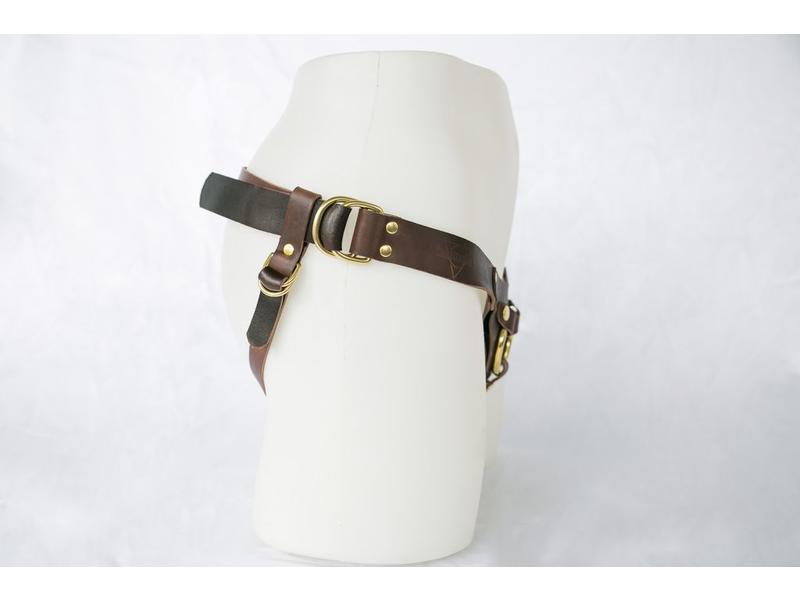 Switch Leather Co. Ramona Harness