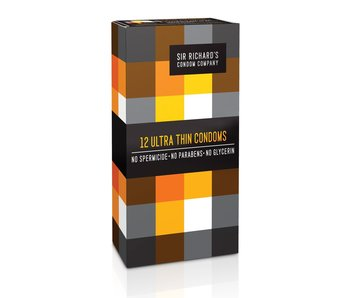 Sir Richard's Ultra Thin Condoms (12 pack)