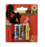 Dead Batteries AAA (4 pack)
