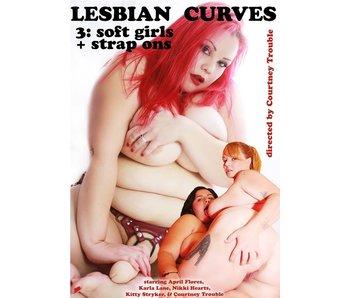 Lesbian Curves 3: Soft Girls & Strap Ons